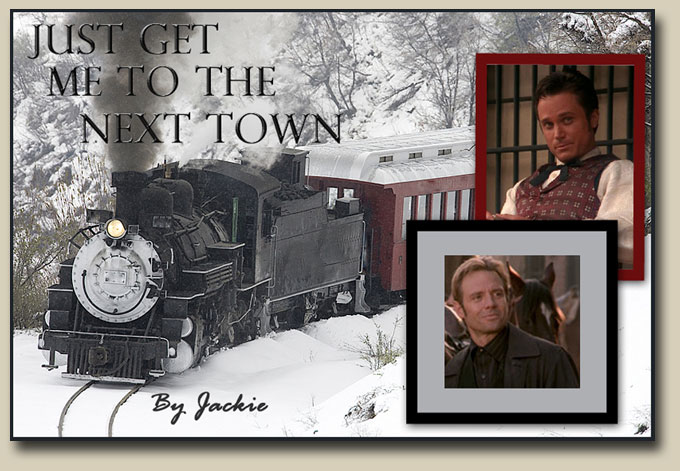 Just Get Me To The Next Town image created by Jackie